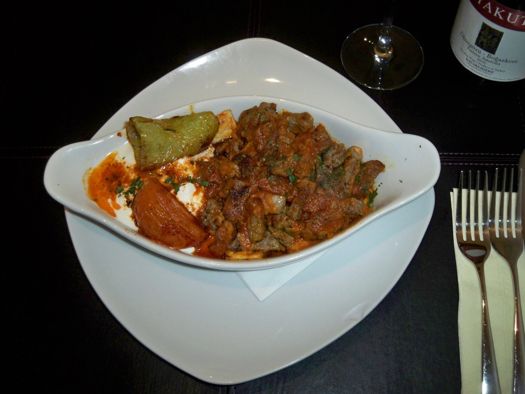 Iskender alaturka turkish restaurant for Alaturka turkish cuisine