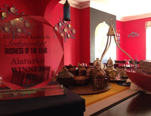 Award Winning Alartuka Restaurant in Ipswich