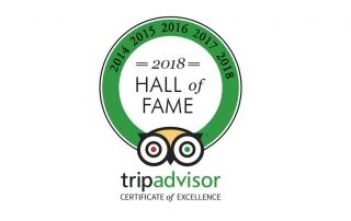 Tripadvisor Ipswich Hall of Fame